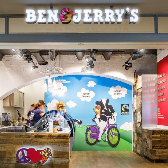 Ben en Jerry's – Amsterdam CS
