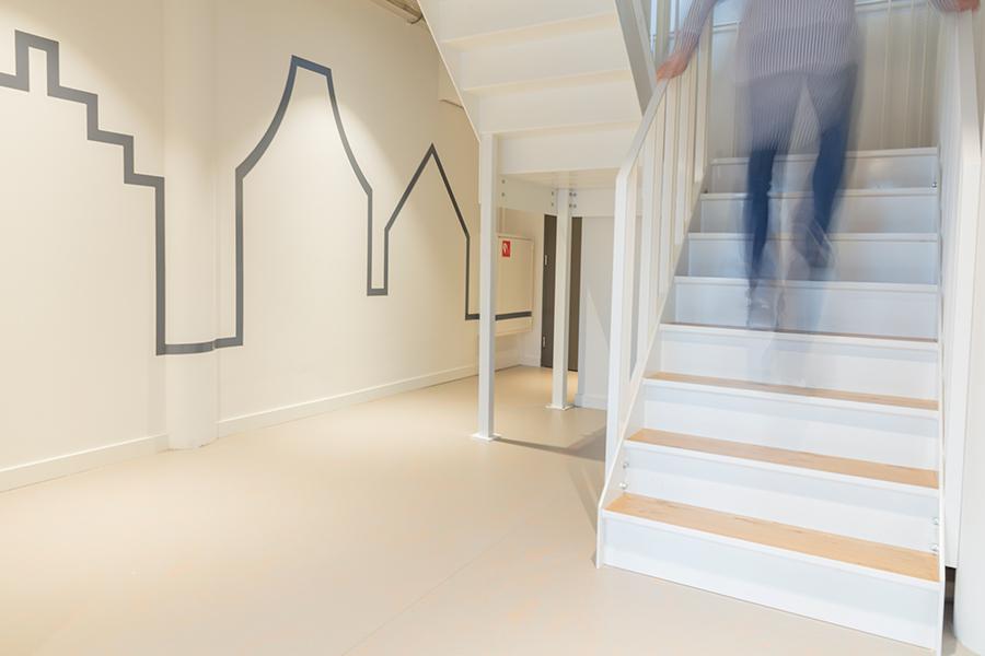Bureau Jeugdzorg - Kek Bv interieurbouw Den Bosch