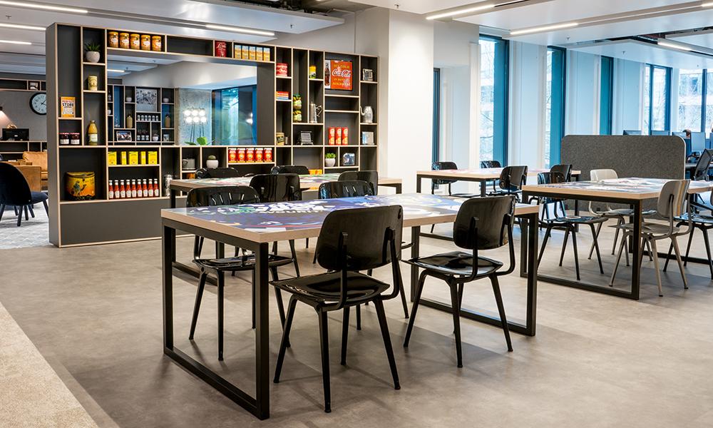 Datlinq - Kek Bv interieurbouw Den Bosch