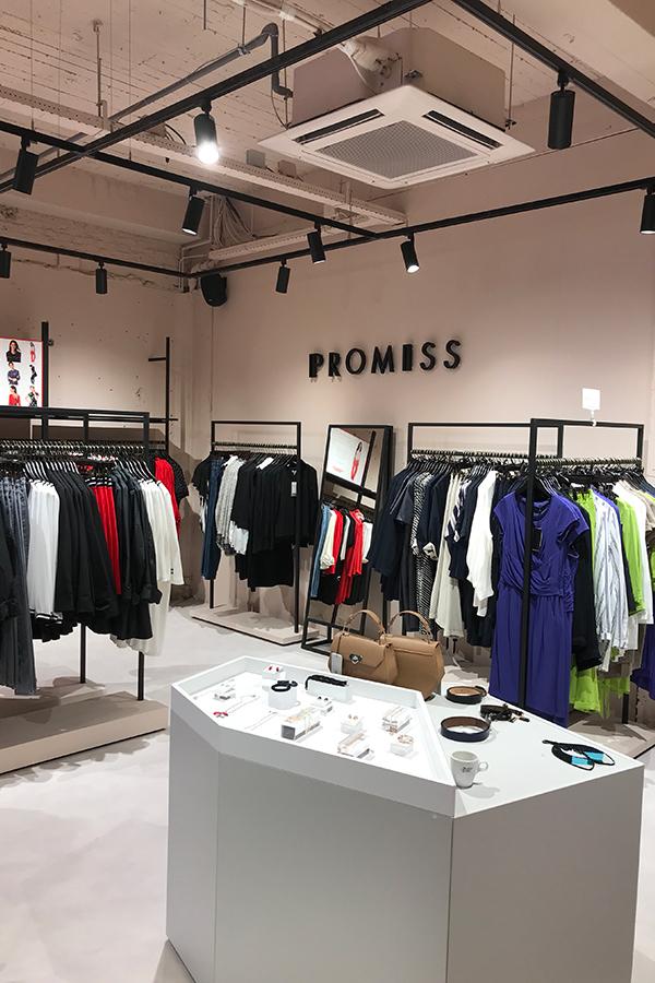 Promiss - Kek Bv interieurbouw Den Bosch